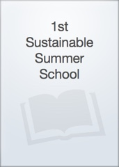 1st Sustainable Summer School Image Cover